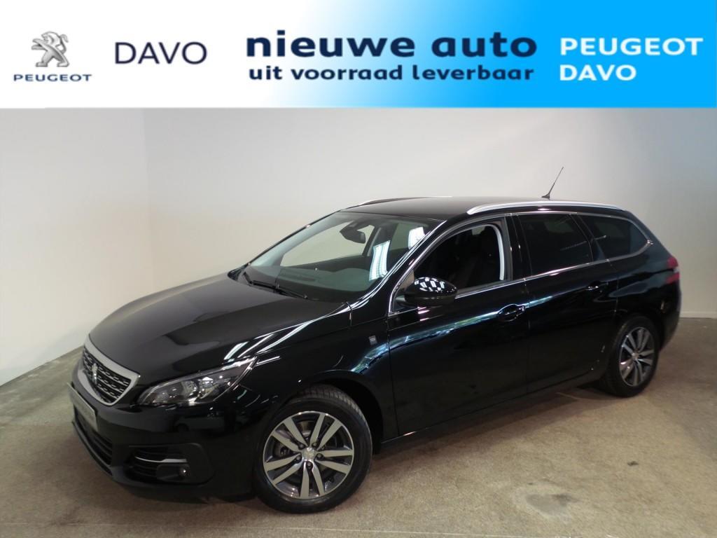 Peugeot 308 1.2 puretech 130pk s&s tech edition