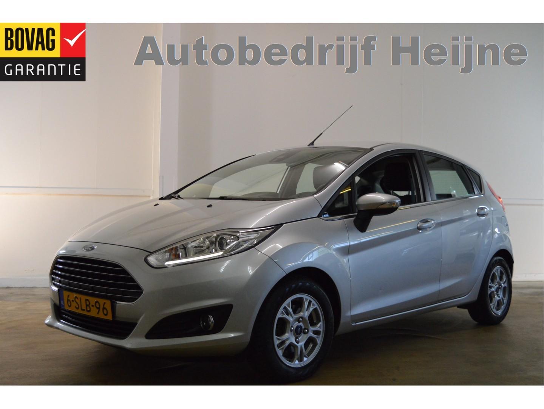 Ford Fiesta 1.6 tdci titanium navi/ecc/lmv