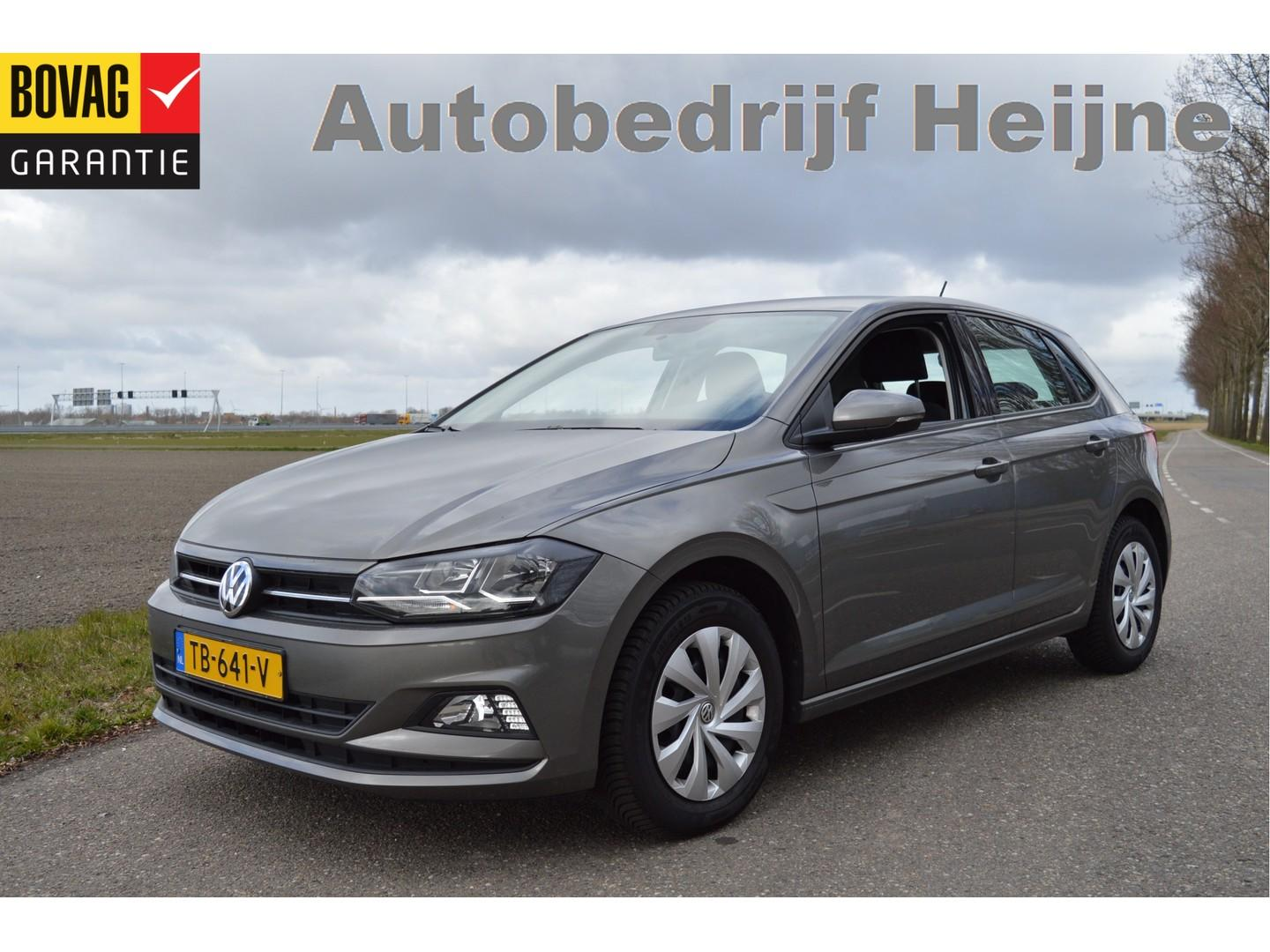 """Volkswagen Polo """"new"""" tsi 95pk comfort app-connect/climatic/multimedia"""