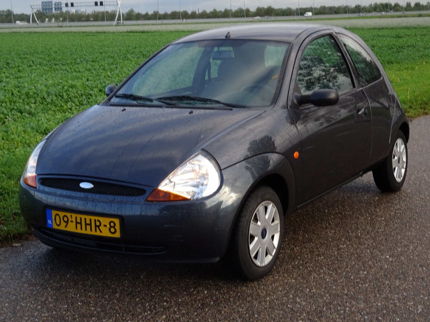 Ford Ka 1.3 cool & sound airco/cpv/elrmn