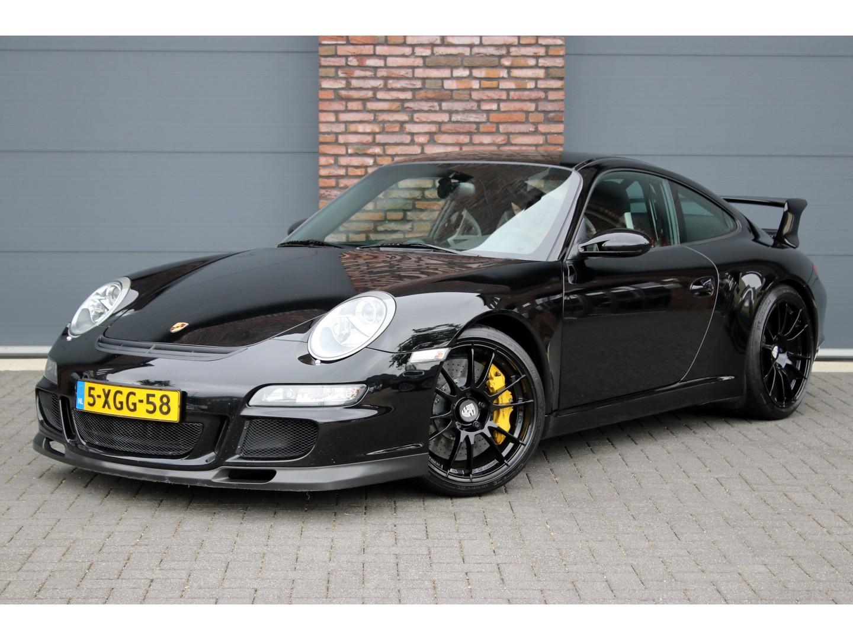Porsche 911 3.6 gt3 keramische remschijven, kuipstoelen, navigatie, rolkooi, bi-xenon, etc.