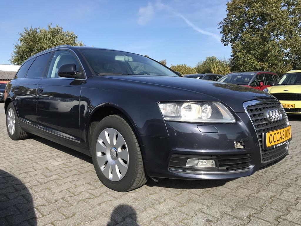 Audi A6 Avant 2.7 tdi pro line business aut. *xenon+leder+navi+pdc+ecc+cruise*