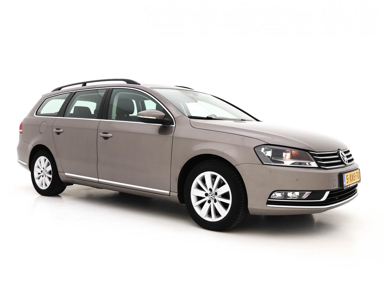 Volkswagen Passat Variant 1.6 tdi highline bluemotion *pdc+ecc+cruise*