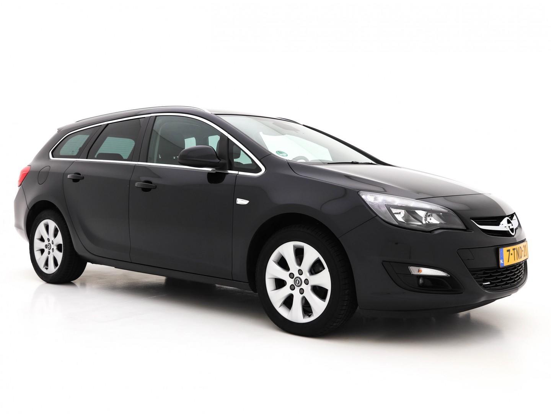 Opel Astra Sports tourer 1.6 cdti business + *1/2leder+navi+pdc+ecc+cruise*
