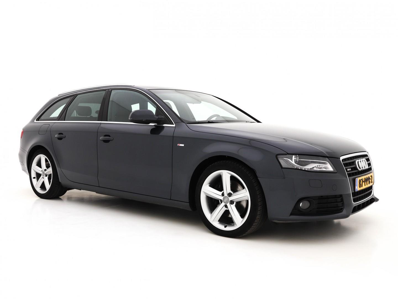 Audi A4 Avant 1.8 tfsi pro line s-line *navi+xenon+1/2leder+ecc+pdc*