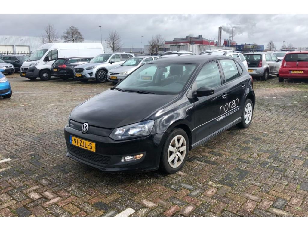 Volkswagen Polo 1.2 tdi bluemotion comfort edition *navi+airco*