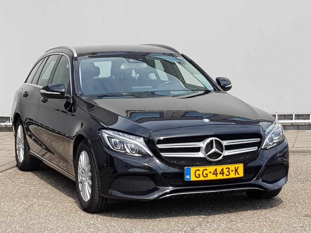 Mercedes-benz C-klasse Estate 180 cdi lease edition *led+navi+pdc+ecc+cruise*