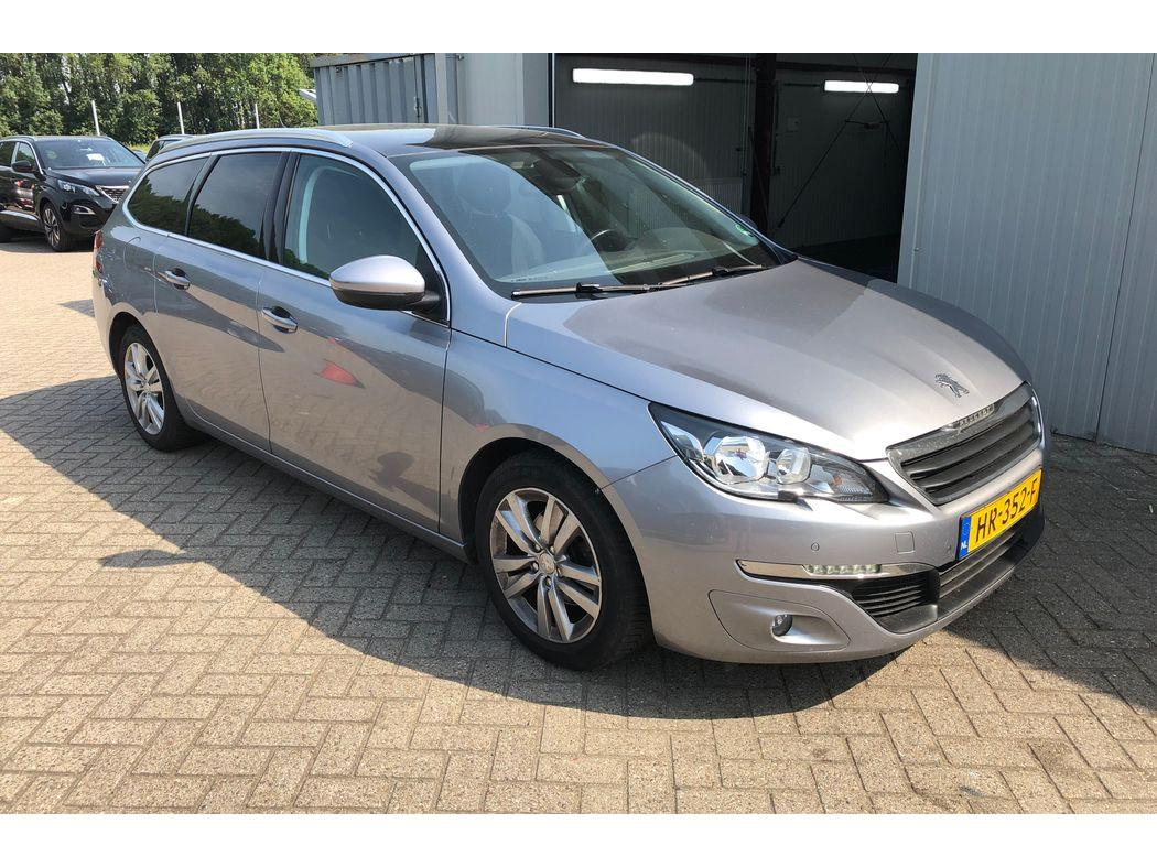 Peugeot 308 Sw 1.6 bluehdi blue lease executive pack *pano+navi+pdc+ecc+cruise*