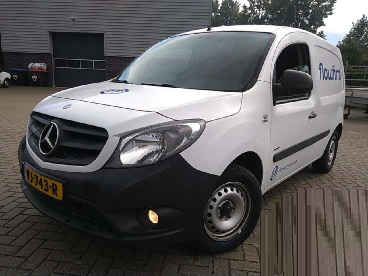 Mercedes-benz Citan 108 cdi blueefficiency *airco+cruise*