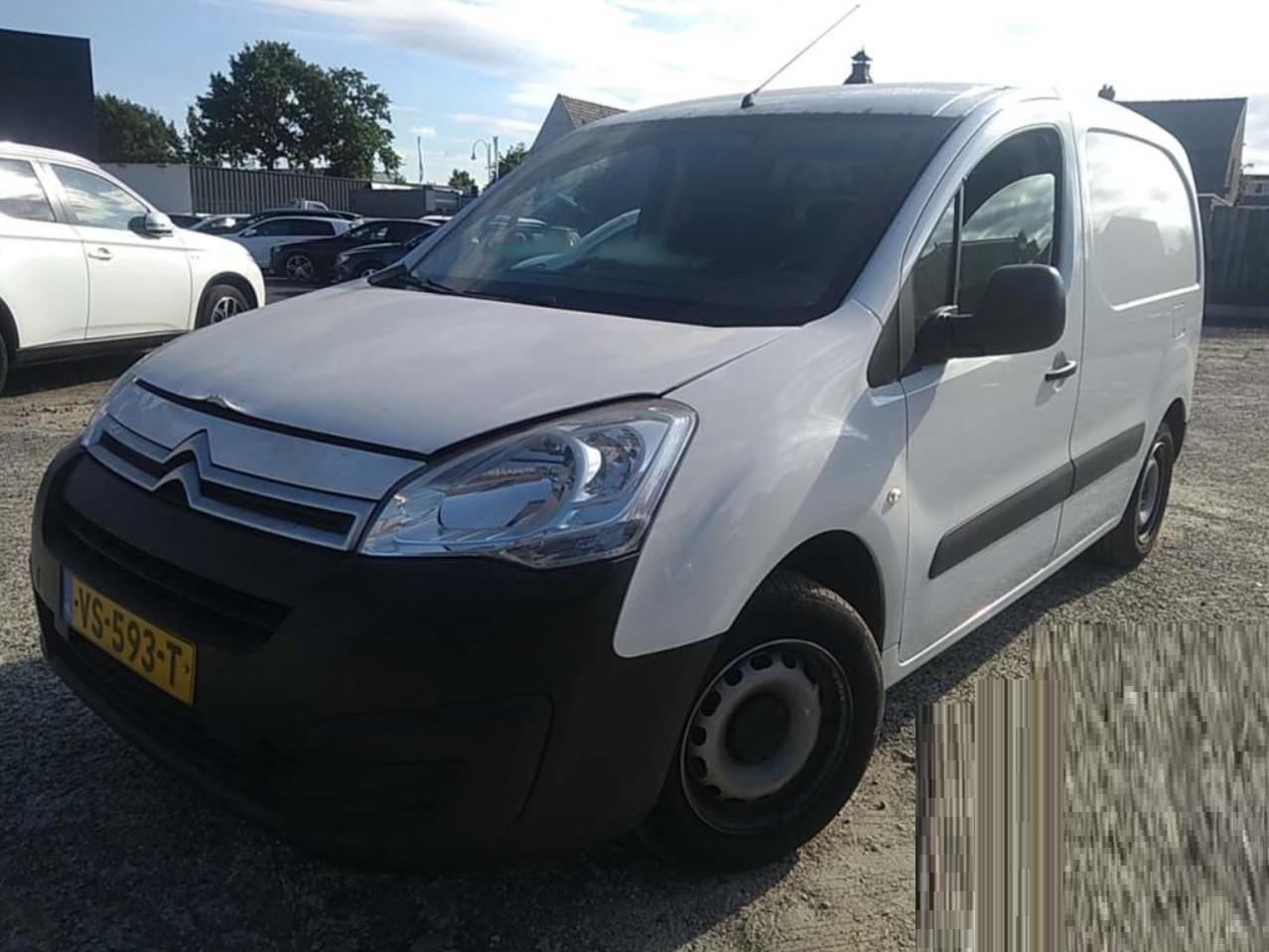 Citroën Berlingo 1.6 bluehdi 75 club *airco+cruise*