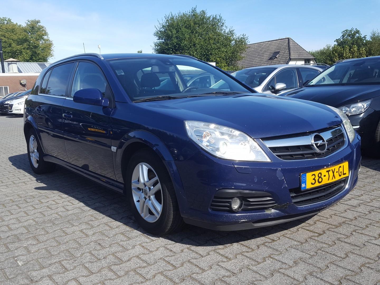 Opel Signum 1.9 cdti business *navi+airco+cruise*