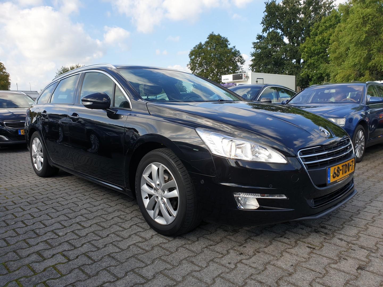 Peugeot 508 Sw 1.6 e-hdi blue lease executive aut. *panorama+navi+ecc+pdc*