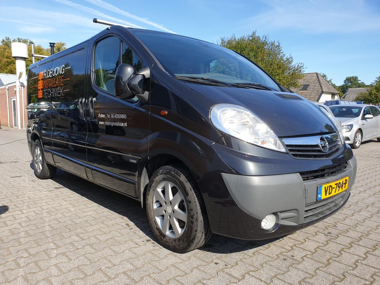 Opel Vivaro 2.0 cdti l2h1 dc ecoflex aut. *navi+pdc+airco+cruise*