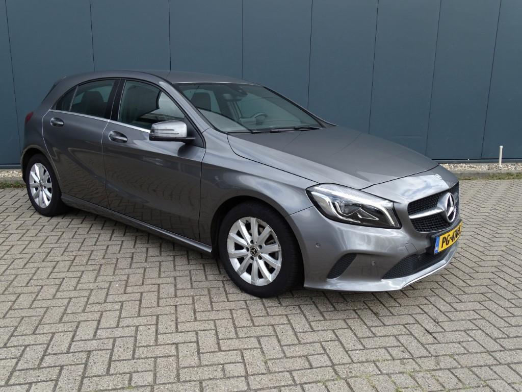 Mercedes-benz A-klasse 180 d blueefficiency ambition *led+1/2leder+navi+pdc+ecc+cruise*