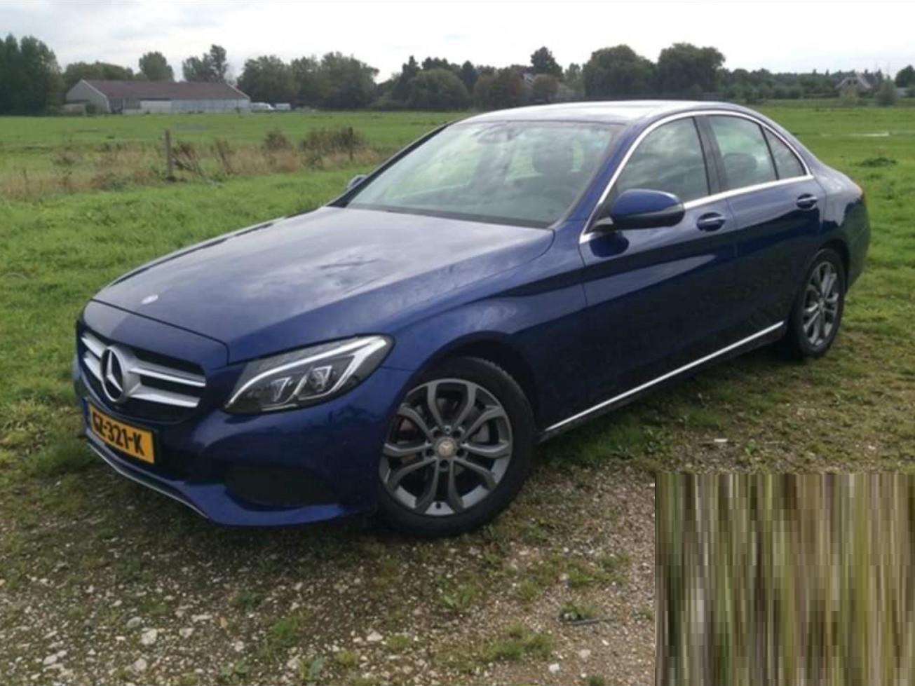 Mercedes-benz C-klasse 180 cdi lease edition *navi+pdc+ecc+cruise*