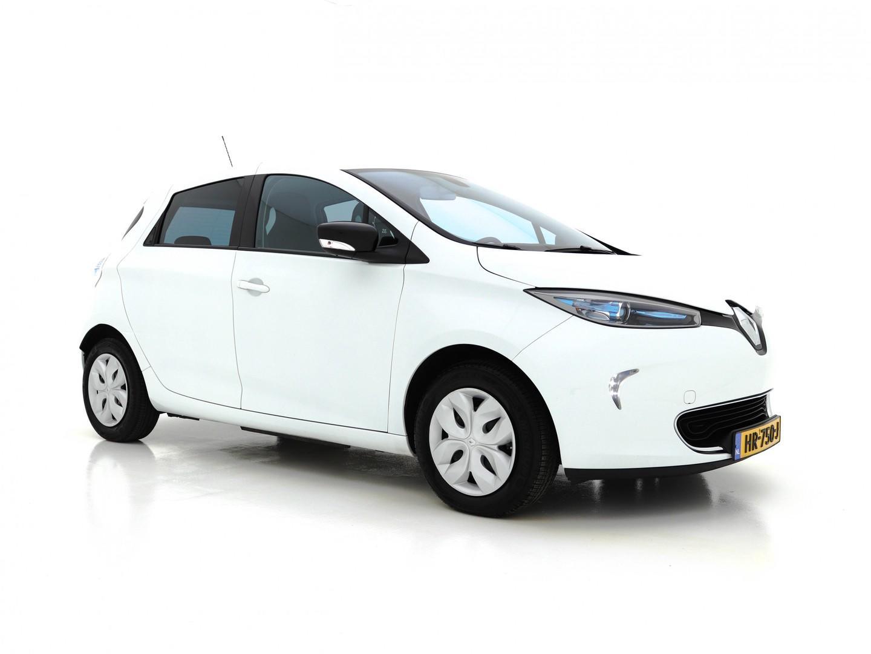 Renault Zoe Q210 zen quickcharge 22 kwh aut (ex-accu) (incl-btw) *led+navi+ecc+pdc*