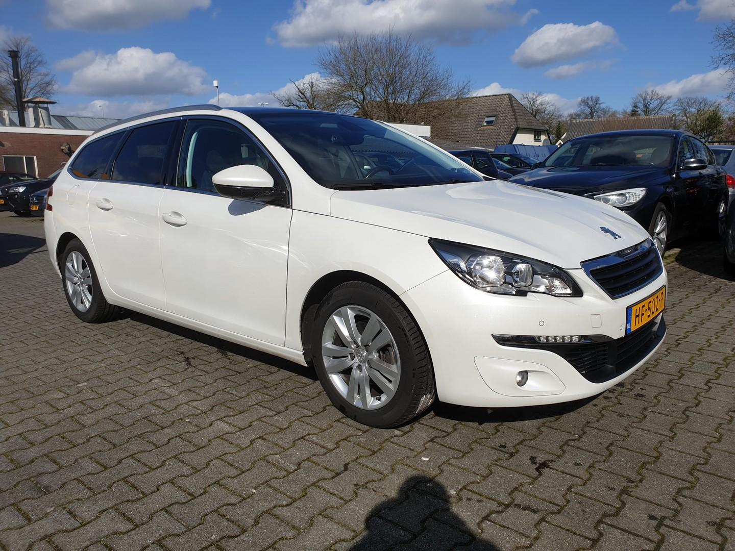 Peugeot 308 Sw 1.6 bluehdi blue lease executive pack *pano+navi+pdc+ecc+cruise*