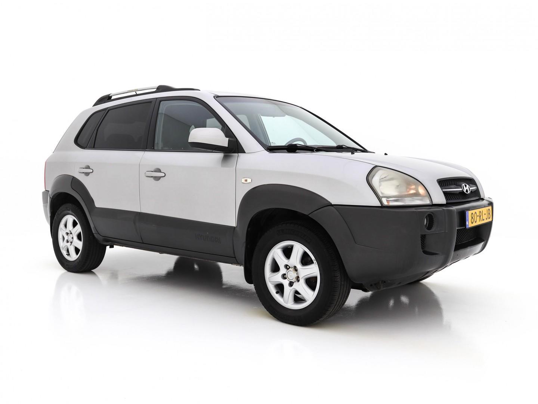 Hyundai Tucson 2.0i dynamic *leder+airco*