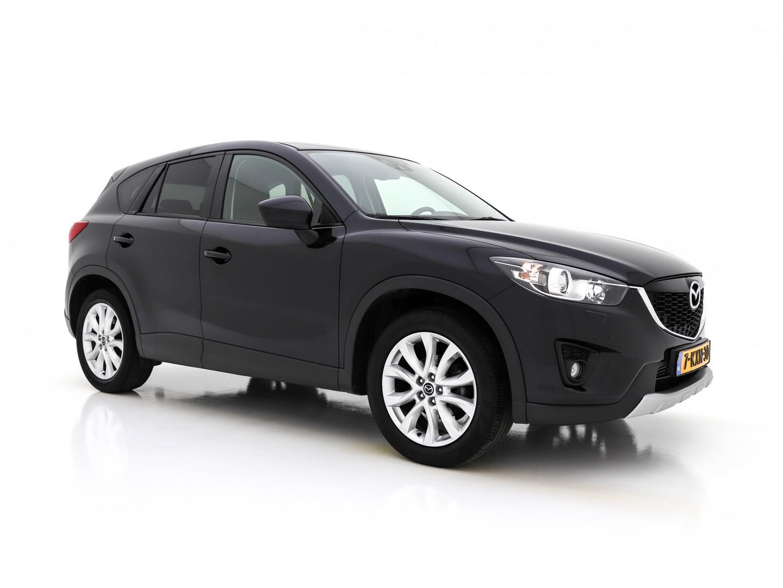Mazda Cx-5 2.2d gt-m 2wd *leder+navi+bose-sound+xenon+cruise+pdc+camera*