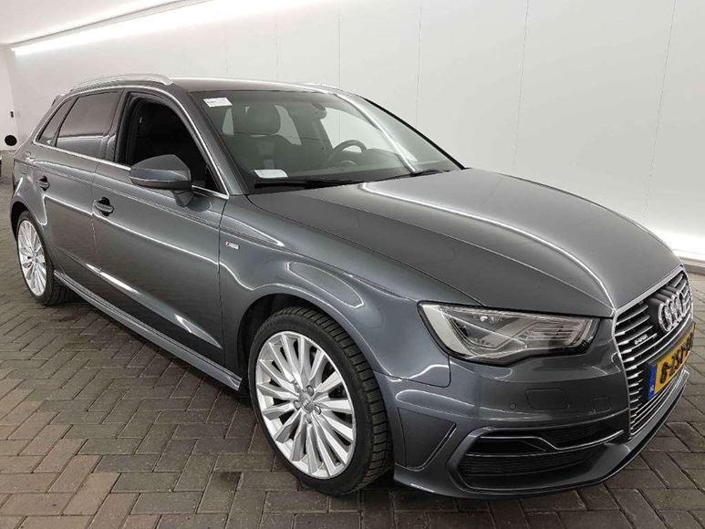 Audi A3 Sportback 1.4 e-tron phev ambition pro line plus s-line aut.