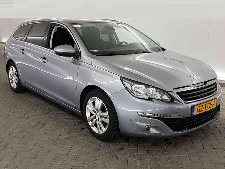 Peugeot 308 Sw 1.6 bluehdi blue lease executive pack *pano+navi+camera+ecc+pdc+cruise*