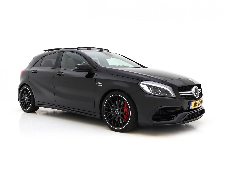 Mercedes-benz A-klasse 45 amg 4matic aut. *nl-auto+full-option!!!*
