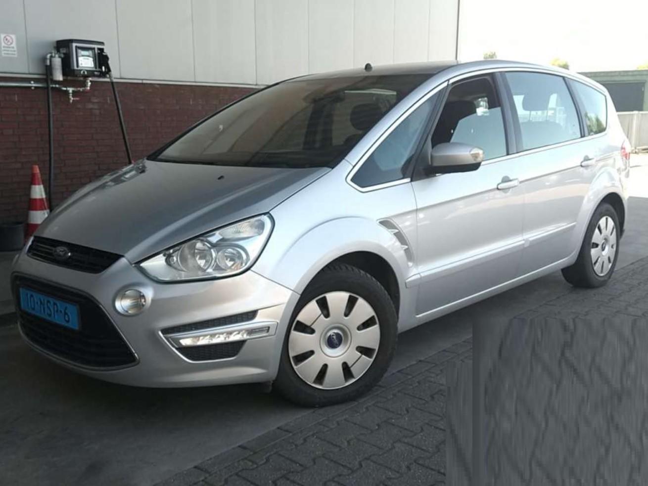 Ford S-max 2.0 tdci titanium *ecc+cruise*