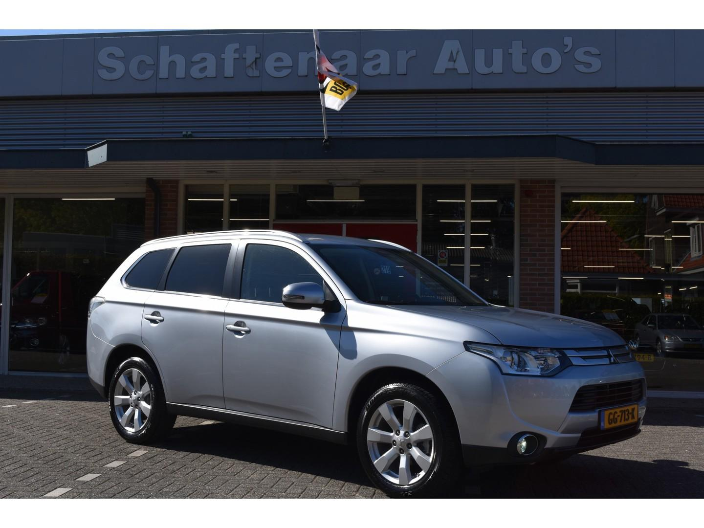Mitsubishi Outlander 2.0 business edition automaat/navigatie/7persoons