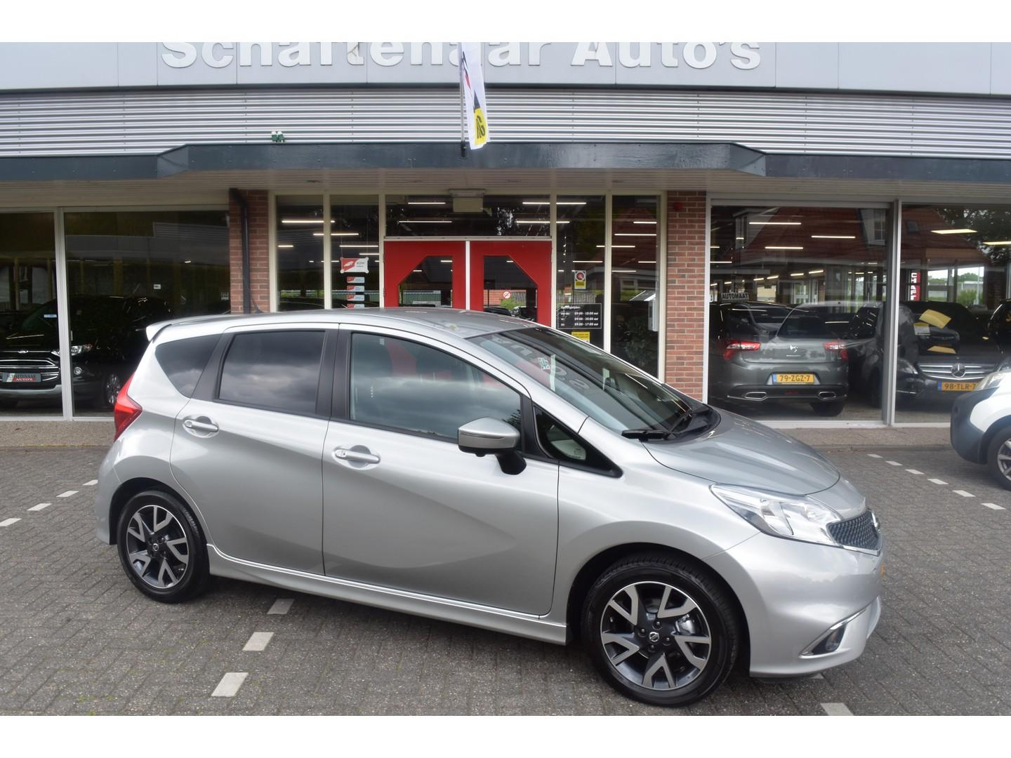 Nissan Note 1.2 dig-s connect edition /navigatie/cruise/camera