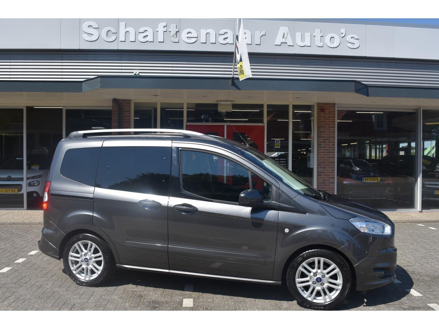 Ford Tourneo connect Compact 1.0 titanium