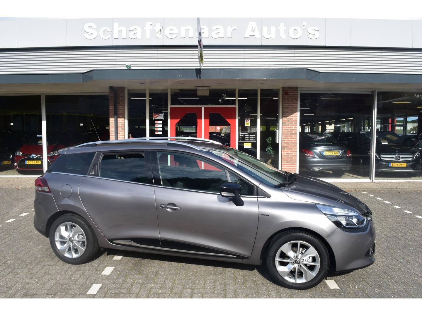 Renault Clio Estate 0.9 tce limited /cruise/navigatie/camera