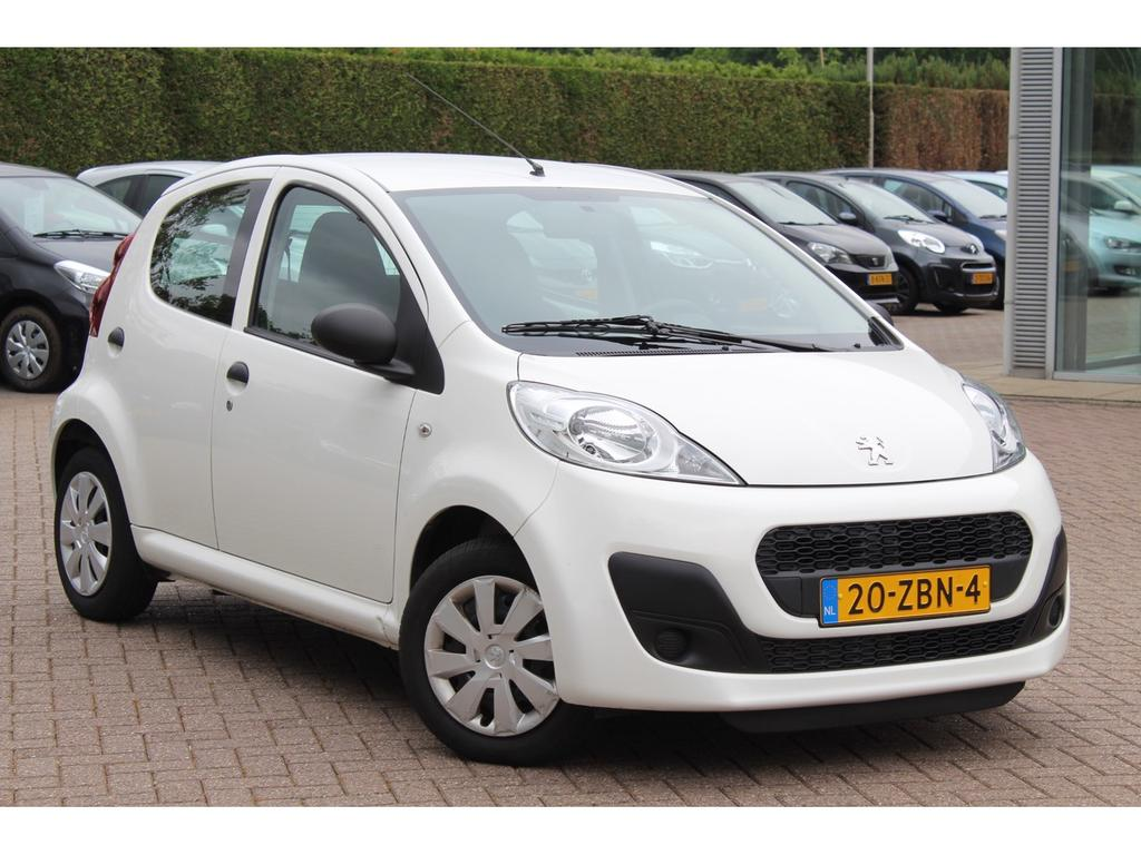Peugeot 107 1.0 access accent 5drs / airco / audio /stbkr. / 67.991 km
