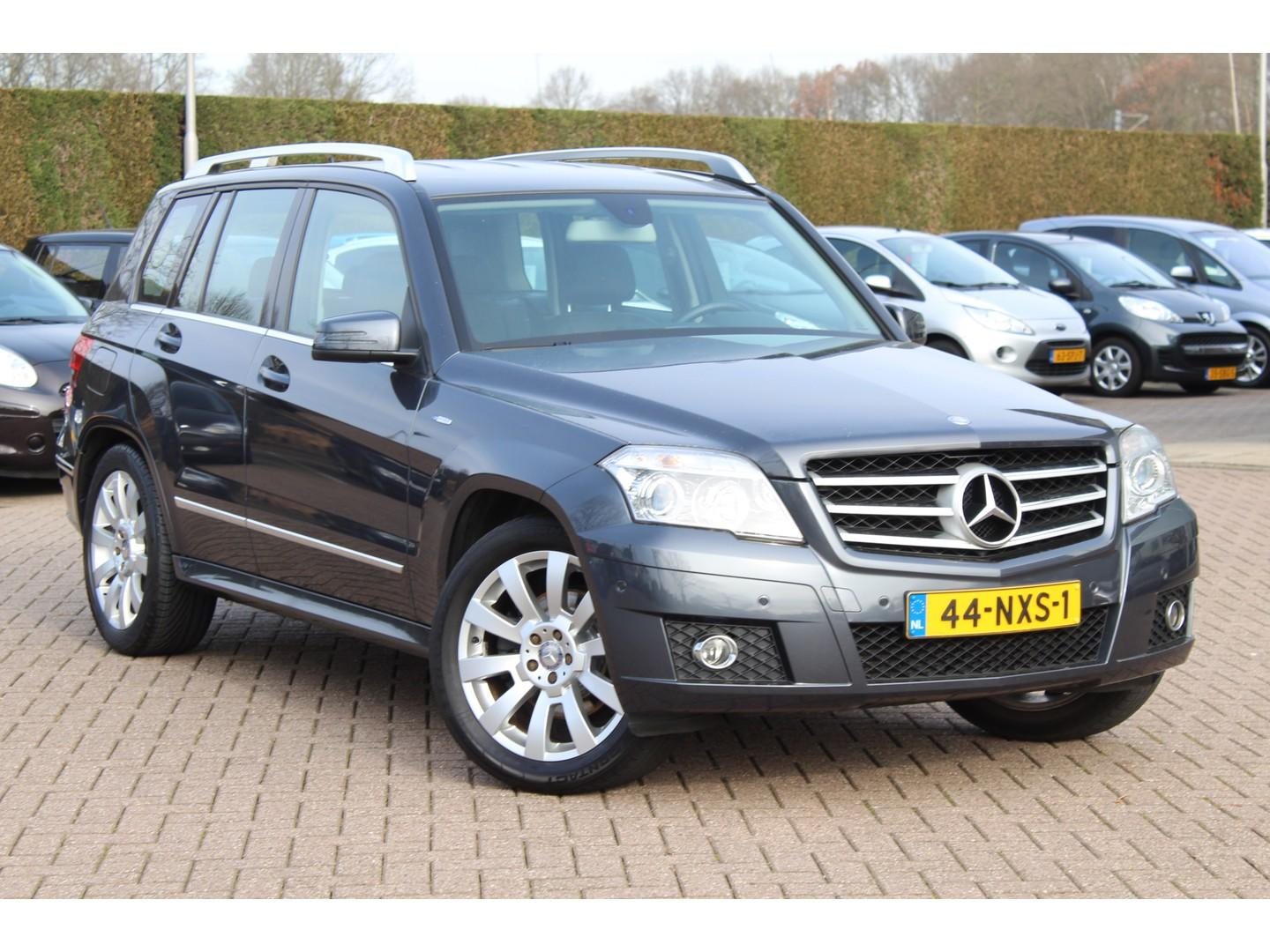 Mercedes-benz Glk-klasse 200 cdi business class