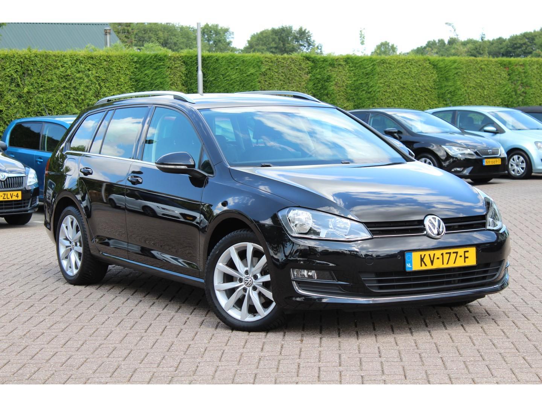Volkswagen Golf Variant 1.6 tdi / camera / navigatie / trekhaak / parkeerhulp / 85.543 km!
