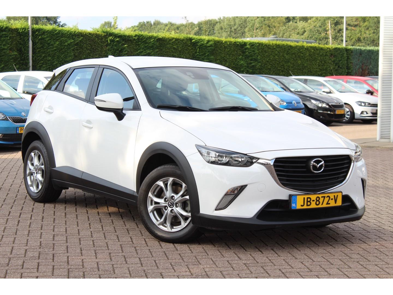 Mazda Cx-3 2.0 skyactiv-g 120 ts / radio / bluetooth / lm velgen / mf stuurwiel / nl auto! / 24.237 km!