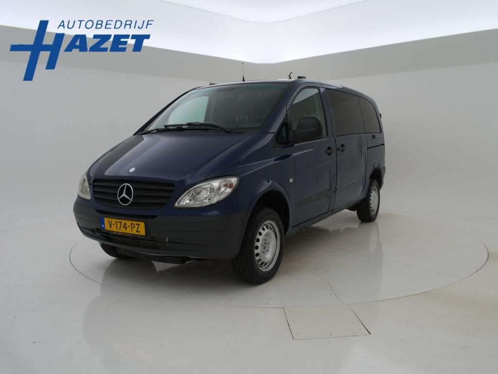 Mercedes-benz Vito 111 cdi 4x4 automaat enkel cabine