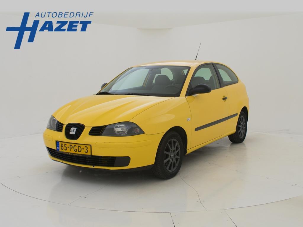 Seat Ibiza 1.2 12v + airco - vebruikt olie