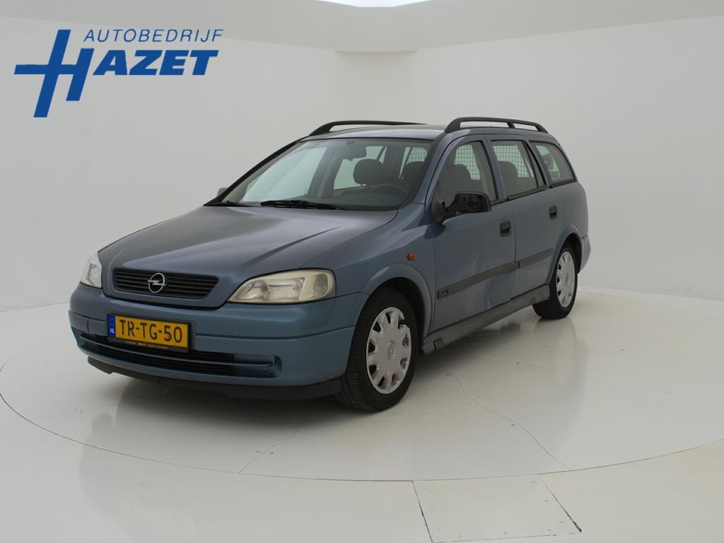 Opel Astra Wagon 1.6 16v club lpg-g3