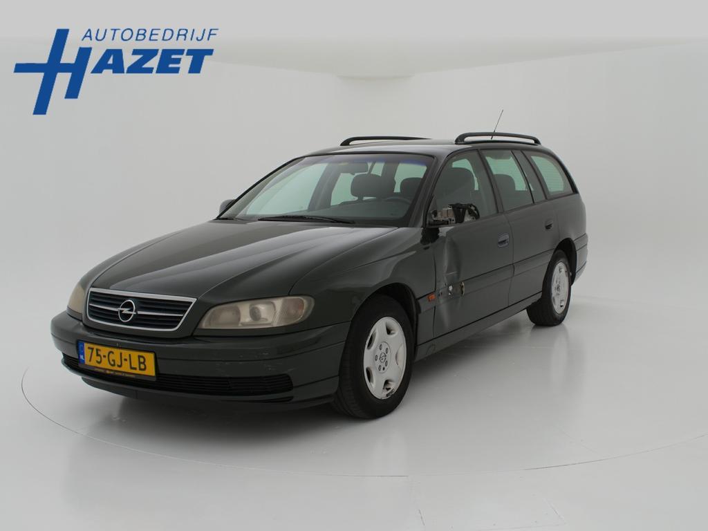 Opel Omega Wagon 2.0 dti 16v