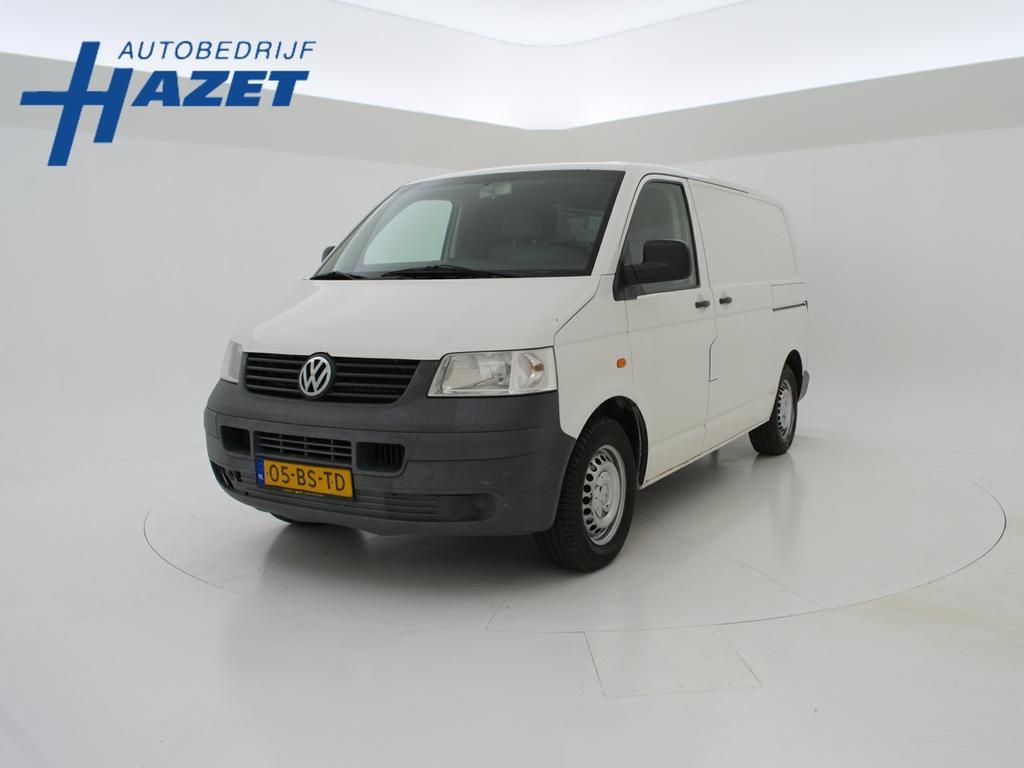 Volkswagen Transporter 2.5 tdi 130 pk 4-motion e.c. + 2 schuifdeuren