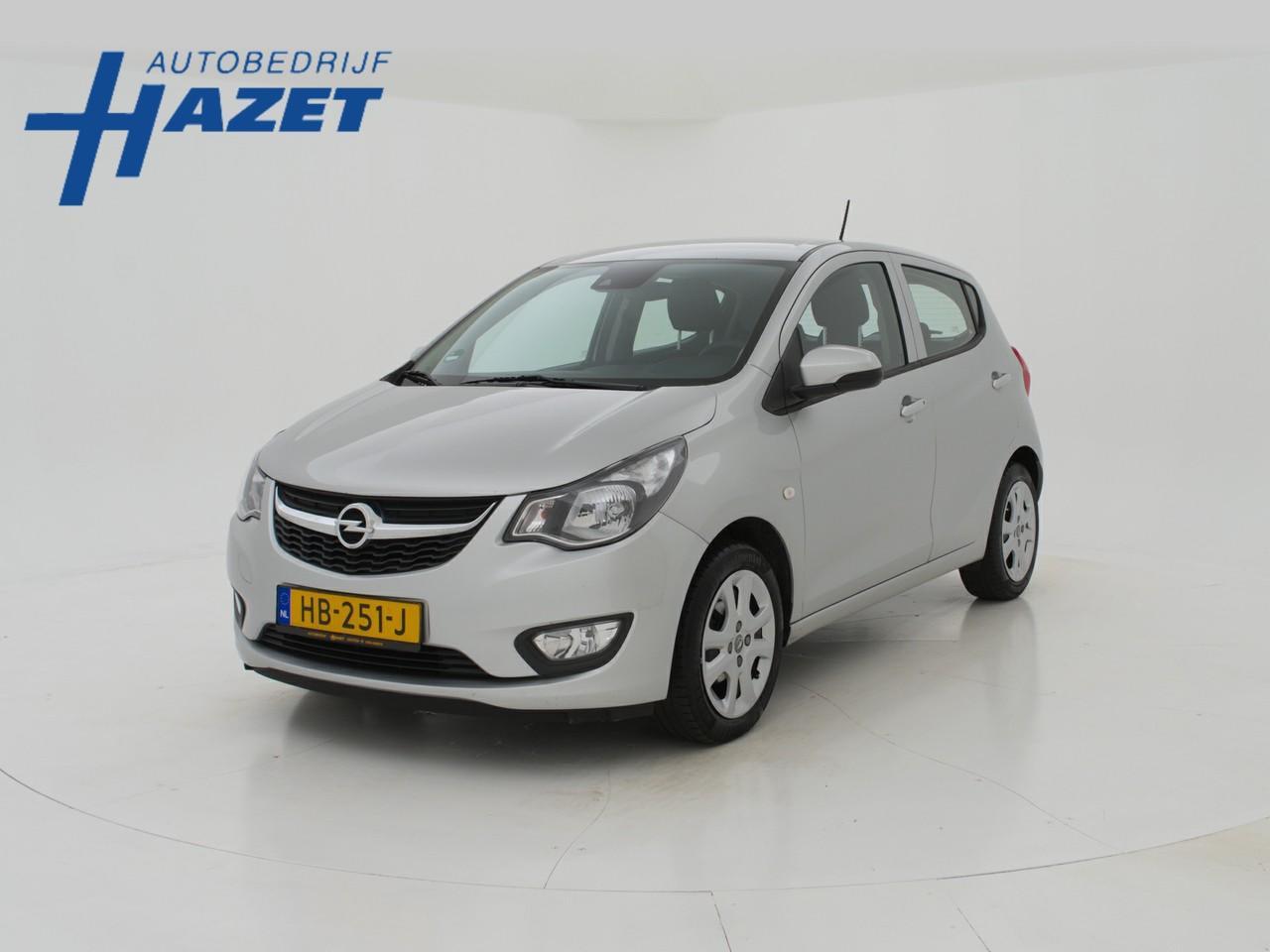 Opel Karl 1.0 ecoflex edition + airco / cruise control