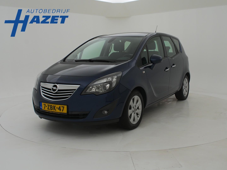 Opel Meriva 1.4 turbo 140 pk cosmo + stoel-/stuurwielverwarming
