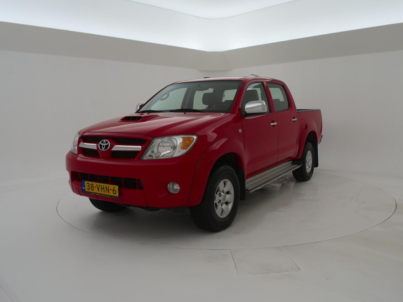 Toyota Hilux 3.0 d-4d aut. dubbel cabine *marge* 5-persoons