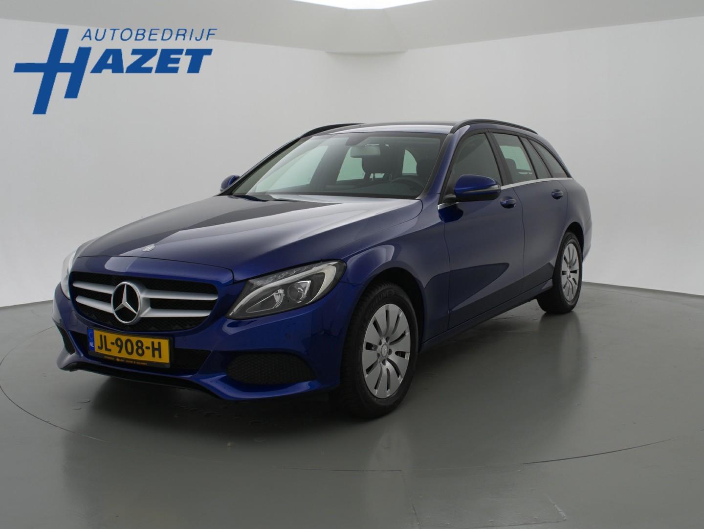 Mercedes-benz C-klasse Estate 180 cdi aut. navigatie/burmester/camera