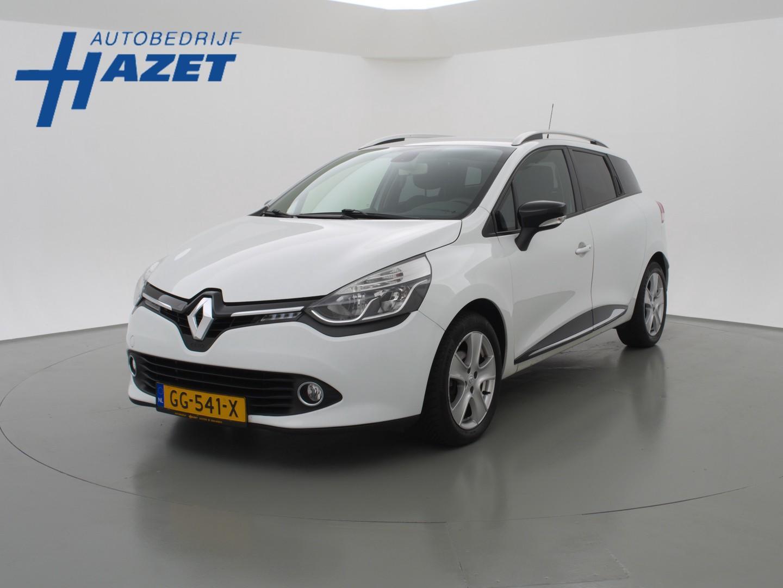 Renault Clio Estate 1.5 dci eco dynamique + navigatie
