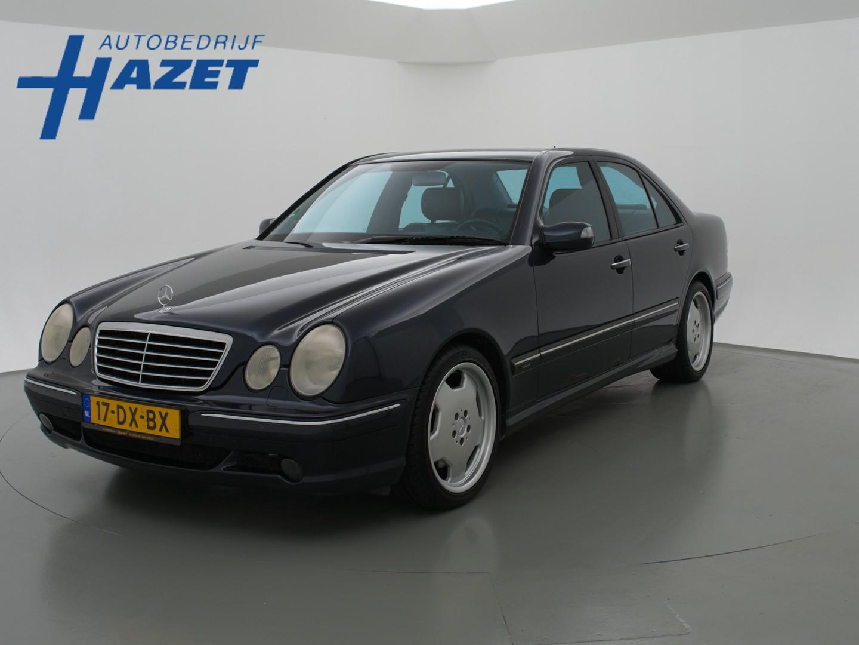 Mercedes-benz E-klasse 55 amg 5.5 v8 354 pk sedan aut. nieuwe apk *origineel nederlands*