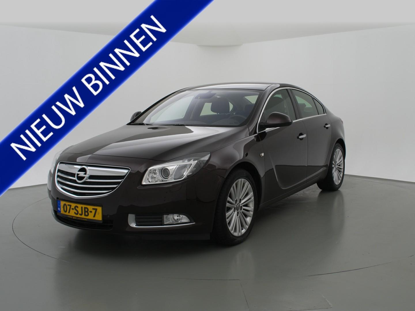 Opel Insignia 1.6 turbo 180 pk cosmo sedan *66.455 km*