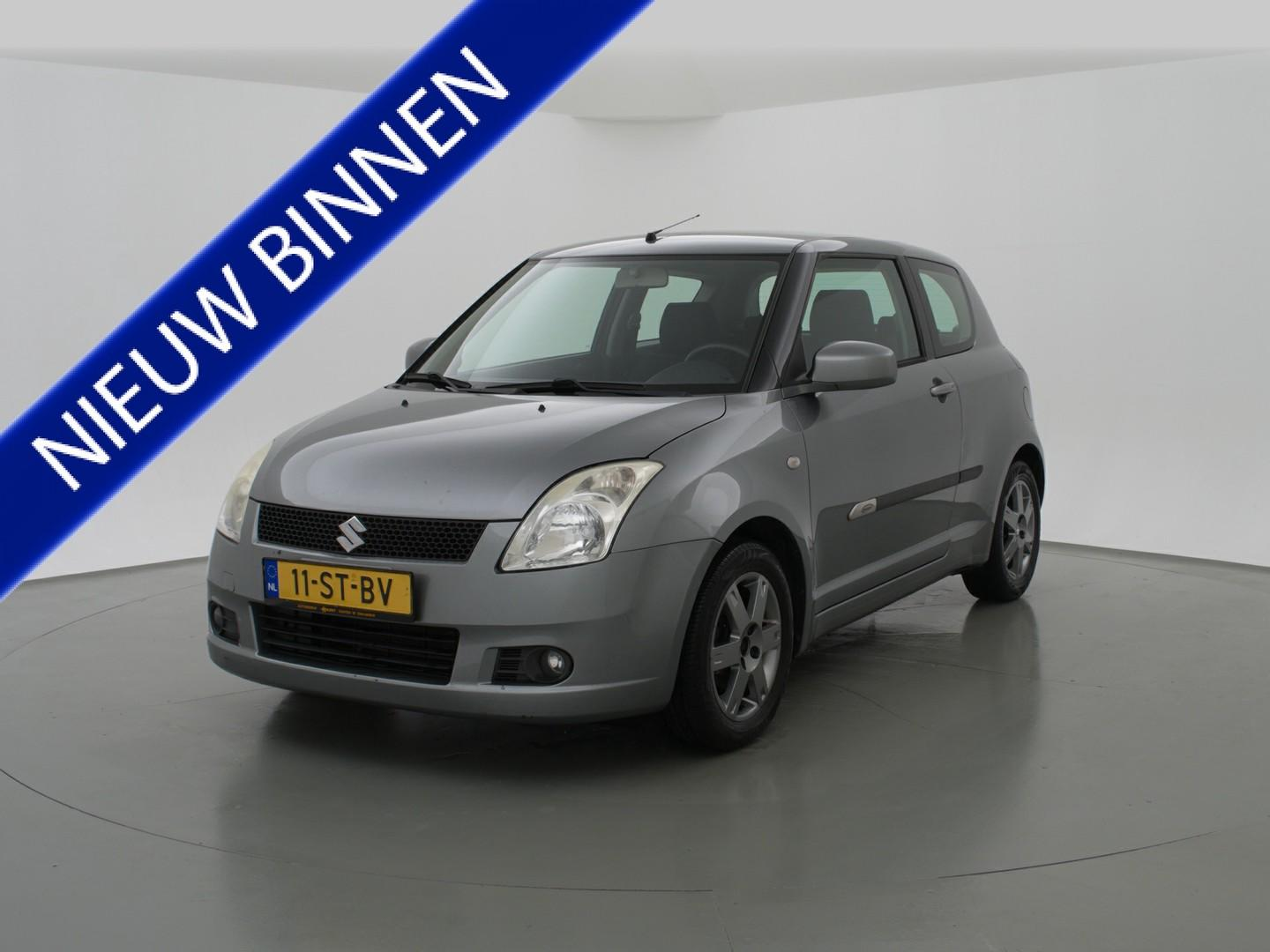 Suzuki Swift 1.3 exclusive 3-deurs