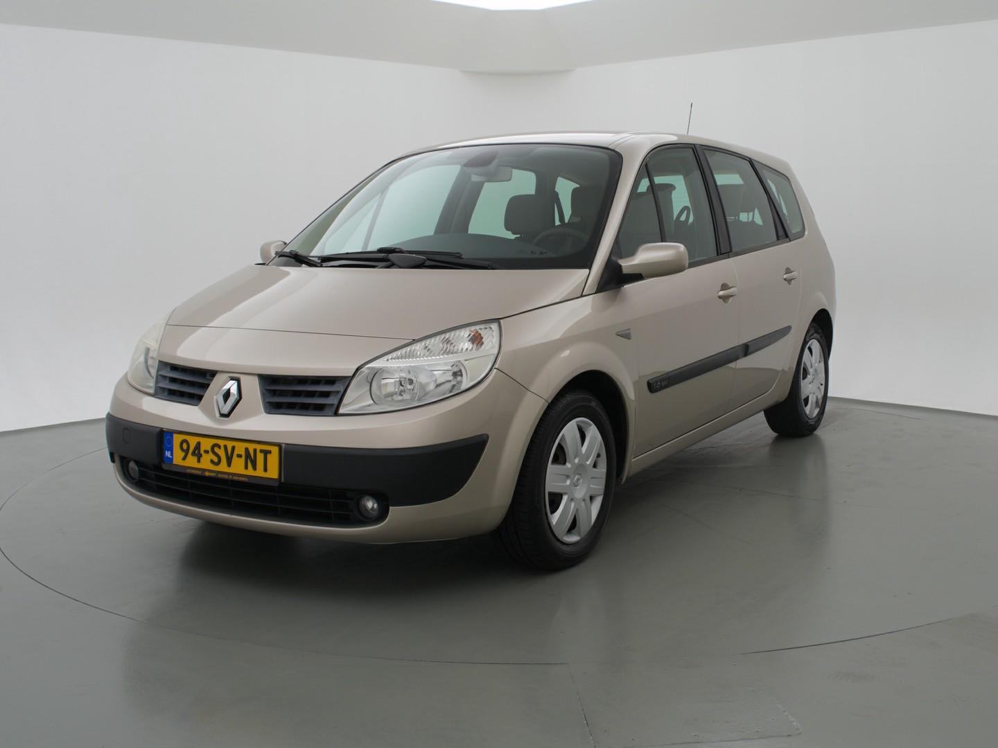 Renault Grand scénic 1.6 16v 7-persoons + climate / cruise control