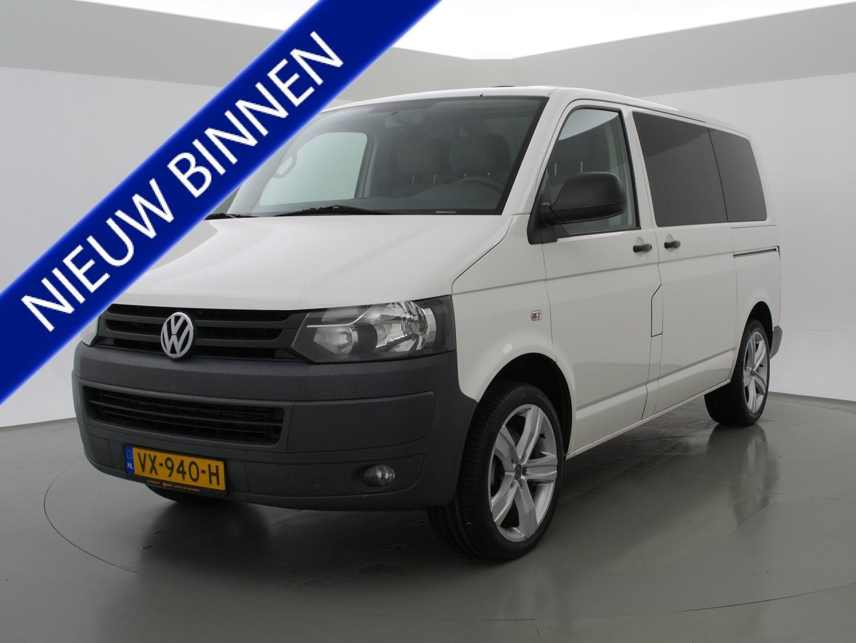 Volkswagen Transporter 2.0 tdi 180 pk dsg 4-motion + 2 schuifdeuren / 19 inch lmv